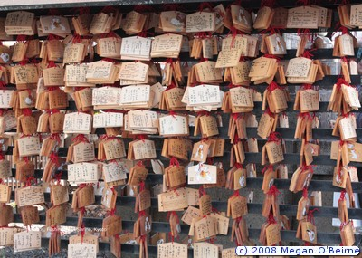 09,Prayer boards, Fushimi Inari Shrine, Kyoto